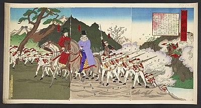16126.d.2(92)-News from Korea- an account of a skirmish -involving Minister Ōtori-.jpg