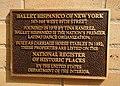 167-169 W89 St NRHP plaque jeh.jpg