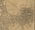 1769 NorthEnd Boston map WilliamPrice.png