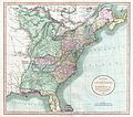 1806 Cary Map of the United States east of the Mississippi River - Geographicus - UnitedStates-cary-1806.jpg