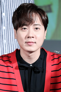 Andy Lee (South Korean singer) South Korean singer