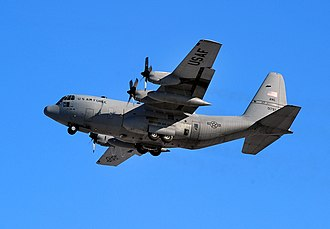 139th Airlift Wing - 180th Airlift Squadron C-130H2 Hercules 90-1797