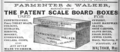 1878 Parmenter and Walker Waltham Massachusetts ad.png