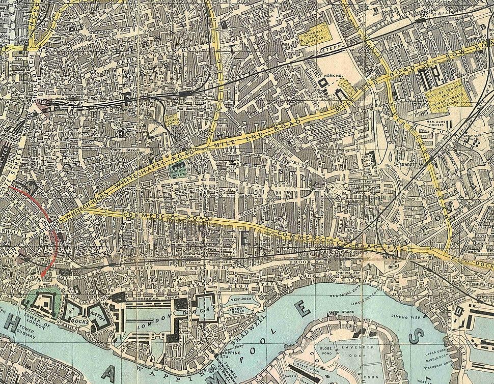 1882 Reynolds Map