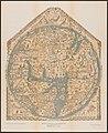 1896 facsimile of the Hereford Mappa Mundi by Konrad Miller.jpg