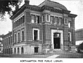 1899 Northampton public library Massachusetts.png