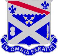 18 Infantry Regiment DUI