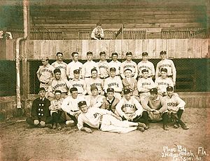1907 Brooklyn Superbas season - Image: 1907 Brooklyn Superbas
