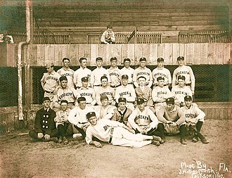 1907 Brooklyn Superbas season - Image: 1907 Brooklyn Superbas
