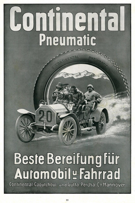 1911-04-20 Illustrirte Zeitung S. 0010 S. X Continental-Caoutchouc- und Gutta-Percha Compagnie Hannover