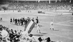 1912 Opening ceremony - Netherlands.JPG