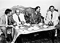1953 Iranian coup d'état - Zahedi After coup d'état with US Authorities.jpg