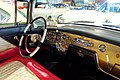 1955 Packard Caribbean interior, Model 5588, originally bought by Howard Hughes for Jean Peters - Automobile Driving Museum - El Segundo, CA - DSC01482.jpg