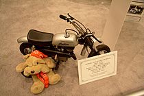 Indian MM-5A (Mini Mini) minibike uit 1972