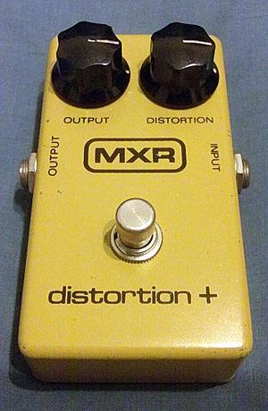 MXR - Image: 1979 MXR Distortion +