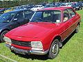 1979 Peugeot 504 TI Automatic Saloon (6317686838).jpg