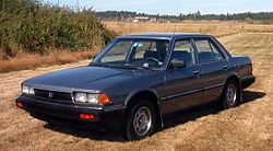 Honda Accord sedan (U.S.)
