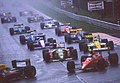 1989 Belgian GP race start 07.jpg