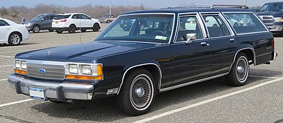 Ford Ltd Crown Victoria S Station Wagon