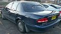 1994-1996 Ford EF Fairmont sedan 03.jpg
