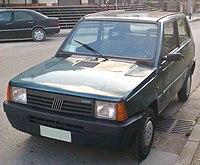 1995 Fiat Panda