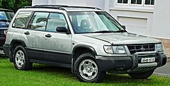 Subaru Forester I przed liftingiem
