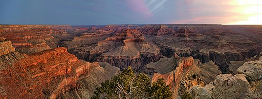 1 grand canyon panorama