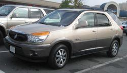 Buick Rendezvous (2001-2004)