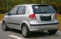 2004 Hyundai Getz GL 5-door hatchback in Puchong, Malaysia (02).jpg