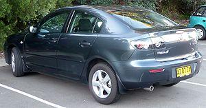 Mazda3 - Sedan (facelift)