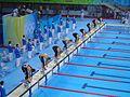 2008 Olympic Modern penthalton - swimming action.JPG