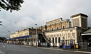 2008 at Exeter St Davids - station frontage