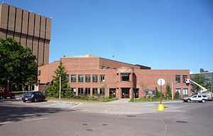Michigan Technological University - Memorial Union
