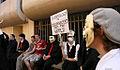 2009 07 18 Sydney, Australia protest of Scientology 01.jpg
