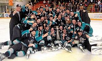 La Ronge - La Ronge Ice Wolves in 2010