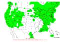 2012-01-24 24-hr Precipitation Map NOAA.png