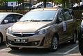 2012 Proton Exora Bold CFE Premium (Test Drive Car) in Glenmarie, Malaysia (01).jpg