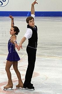 Ivan Bich Russian pair skater