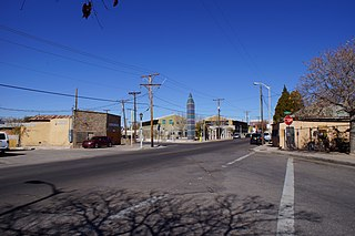 Barelas Neighborhood of Albuquerque