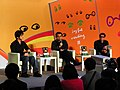 2013TIBE Day5 Hall1 Yellow Book Discussion 20130203b.JPG