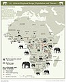 2013 Elephant population (30249979363).jpg