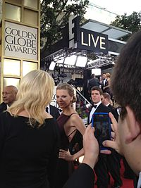 2013 Golden Globe Awards (8379853660).jpg