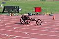 2013 IPC Athletics World Championships - 26072013 - Angela Ballard of Australia during the Women's 400M - T53 first semifinal 5.jpg