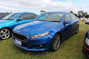 2014 Ford Falcon (FG X) XR6 sedan (15134798444).jpg