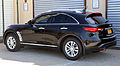 2014 Infiniti QX70 rear left.jpg