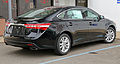 2014 Toyota Avalon XLE, rear.jpg