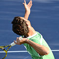 2014 US Open (Tennis) - Qualifying Rounds - James Ward (15035779475).jpg