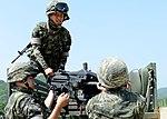 2015.7.13.해병대 1사단 - 공용화기사격 13th, July, 2015, ROK 1st Marine Div.-Firing Crew Served Weapon (19577070579).jpg