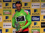 2015 Tour of Britain - winner Sprints Competition Peter Williams.JPG