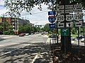 2016-06-03 14 23 53 View north along U.S. Route 29 Business (Emmet Street) at U.S. Route 250 Business (Ivy Road) in Charlottesville, Virginia.jpg